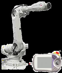 Roboterprogrammierung ABB
