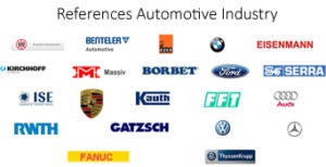 References Automotive Industry