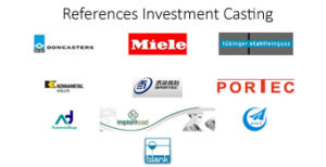 References Investment Casting